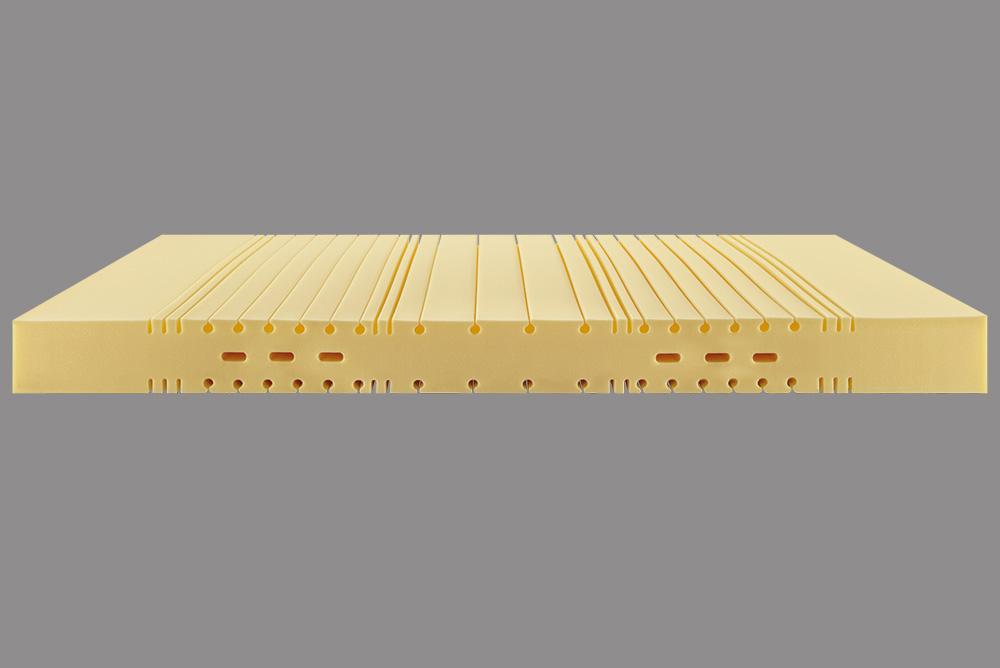 Внутренний Блок Waterform с дифференцированными зонами жесткости и сквозными отверстиями