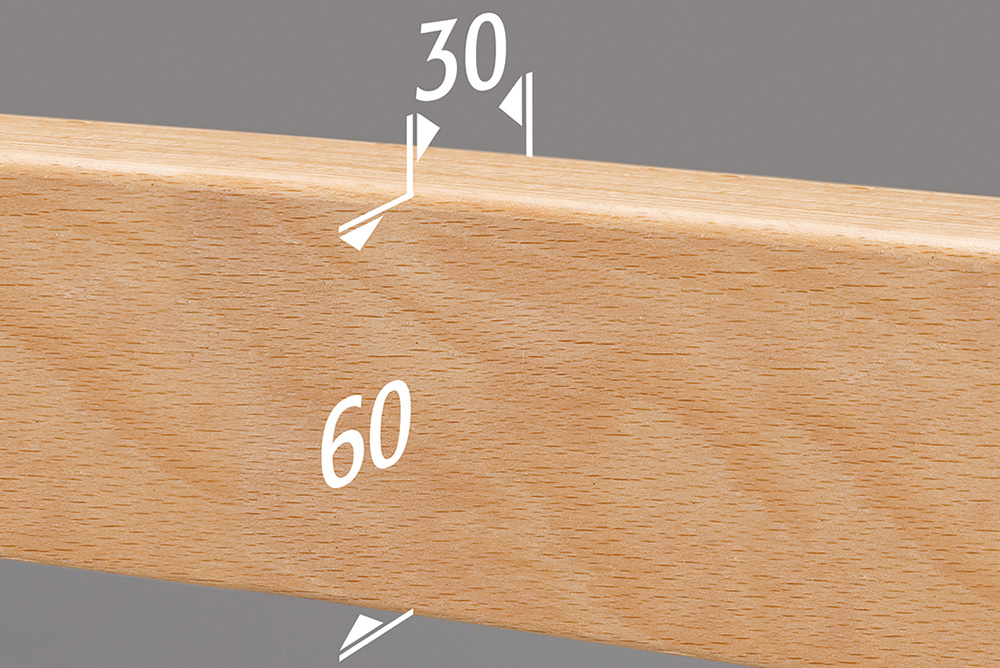 Dimensioni telaio
